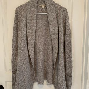 Excellent condition open front cardigan